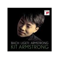Bach, Ligeti, Armstrong (Music CD)