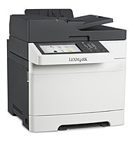 The Lexmark 28E0500 CX510DE Color Multifunction Printer delivers PANTONE color matching and 2 sided printing capabilities plus it comes fully loaded with productivity solutions to help streamline your business