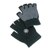 Gaiam Super Grippy Yoga Gloves - Grey Grips By Gaiam