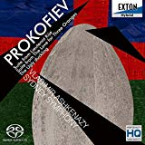Prokofiev: Lieutenant Kijé / The Love for Three Oranges / The Ugly Duckling