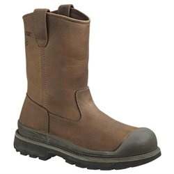 Mens WOLVERINE CRAWFORD Steel Toe EH Boots