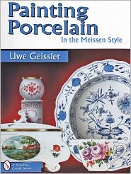 Painting Porcelain the Meissen Way
