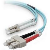 10 Gig Aqua patch cable - 3.3 ft - B2B