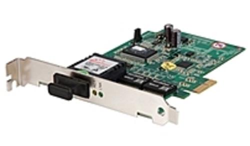Startech Pex1000mmsc Pex1000mmsc Fiber Optic Gigabit Ethernet Multi Mode Sc Pci Express Card - Pcie 1.0a - Plug-in Card