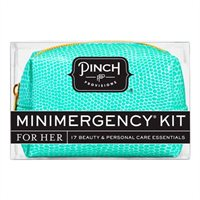 Minimergency(r) Kit - Mint Snake By Pinch Provisions