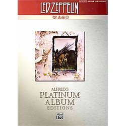 Led Zeppelin Iv Platinum Guitar