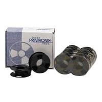 Printronix 107675-005 6 - Black - Printer Bar-code Ribbon - For Line Matrix P5215