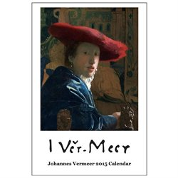 Johannes Vermeer 2015 Wall Calendar