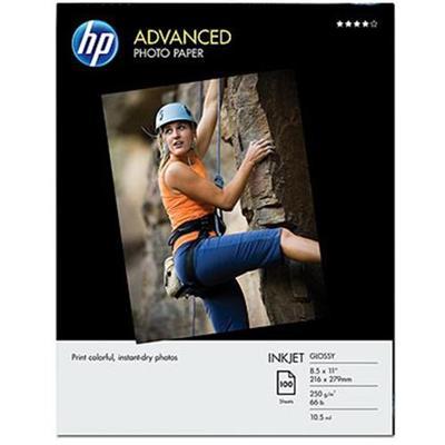 Hp Q7854a Advanced Photo Paper - Glossy Photo Paper - 100 Sheet(s)