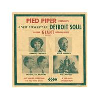 Various Artists - Pied Piper Presents (A New Concept in Detroit Sound) (Music CD)