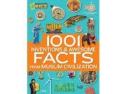 1001 Inventions & Awesome Facts from Muslim Civilization Publisher: Natl Geographic Soc Childrens books Publish Date: 12/11/2012 Language: ENGLISH Pages: 96 Weight: 2.14 ISBN-13: 9781426312625 Dewey: 297.2/65