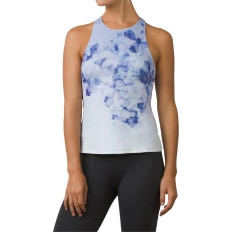 Boost Printed Shirt - Sleeveless (for Women)