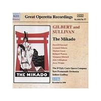 Gilbert And Sullivan - Mikado (DOyly Carte, Godfrey) (Music CD)