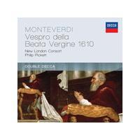 Monteverdi: Vespro della Beata Vergine 1610 (Music CD)