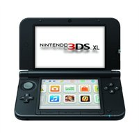 Nintendo 3ds Xl Red Black  By 3ds