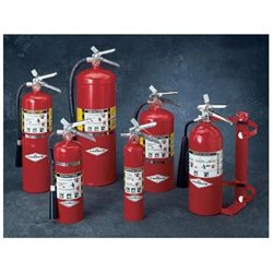 Amerex 2-1/2 Pound Abc Dry Chemical Fire Extinguisher