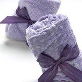 Heat Wrap-Lavender Dot by Sonoma Lavender