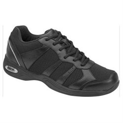 Men's Atlas Athletic Shoes in White Combo - Color: Black Combo, Size: 14, Width: W (Wide)