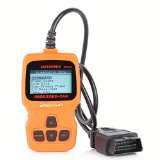 OBD MATE OBDII OM123 Car Vehicle Code Reader Auto Diagnostic Scan Tool for 2000 or later US, European and Asian OBD2 Protocol Vehicle (Orange)