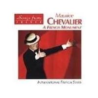 Maurice Chevalier - French Monument, A