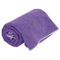 Thirsty Yoga Hand Towel-deep Purple By Gaiam