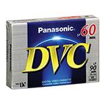 Panasonic Ay-dvm60ej 60-minute Mini Dv Tape