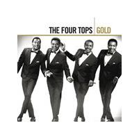 The Four Tops - Gold (Music CD)