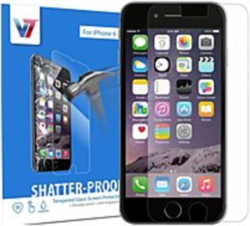 V7 Shatter Proof Screen Protector For Iphone  6 Plus