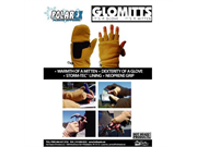 Polar Ex Glomitt Fleece Mitten/gloves