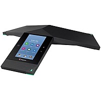 Polycom Realpresence Trio Ip Conference Station - Wired/wireless - Wi-fi - Dark Gray - Voip - Ieee 802.11a/b/g/n - Speakerphone - 2 X Network (rj-45) - Usb - Poe Ports - Color - Sip, Dhcp, Sntp, Cdp, Lldp-med, Srtp Protocol(s) 2200-66070-001