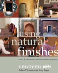 Using Natural Finishes: Lime And Earth Based Plasters, Renders & Paints