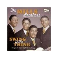 Mills Brothers (The) - Mills Brothers Vol.2, The (Swing Is The Thing/Original 1934-1938 Recordings)