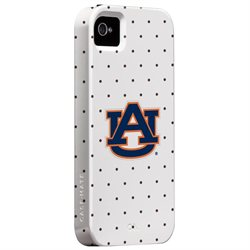 Case-mate DOTS for Auburn Tigers - iPhone - Dots for Auburn Tigers - Glossy