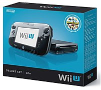 The Nintendo WUPSKAFB Wii U Video Game Console Deluxe Set is the next great gaming console from Nintendo and it redefines how you will play next