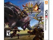 Monster Hunter 4 Nintendo 3ds