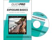 Quickpro Exposure Basics Dvd Instructional Guide Photography Video Lessons New