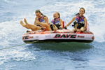 Rave Sports 02379 Warrior 3 Towable Tube
