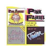 The Pink Fairies - Live/Roundhouse Plus (Music CD)