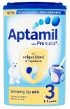 Milupa Aptamil Growing Up Milk 1  900g