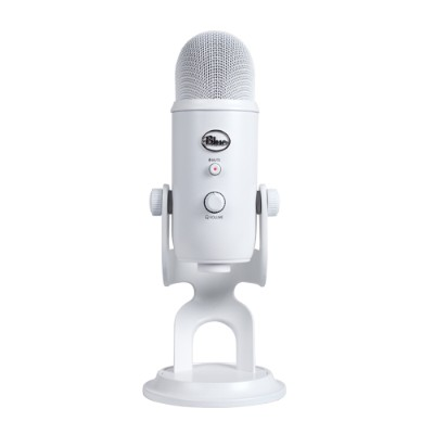 Blue Microphones 2049 Yeti Usb Microphone - Whiteout