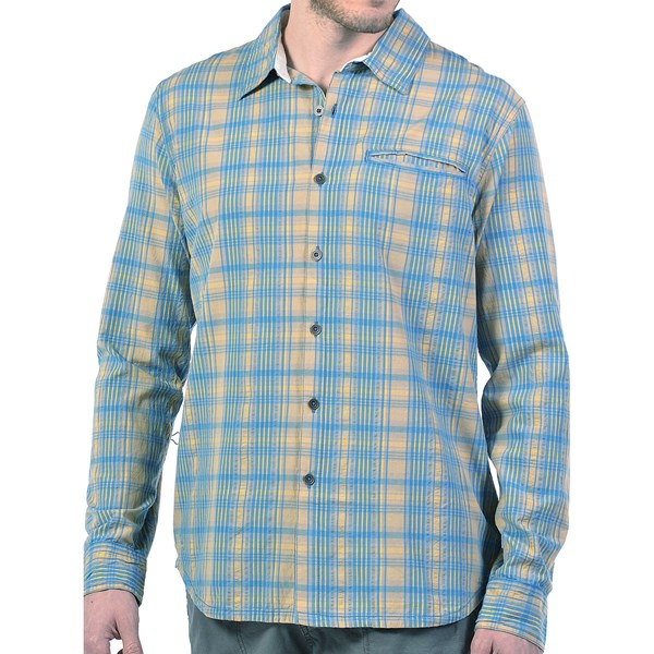 Gramicci Myles Shirt - Long Sleeve (For Men)