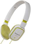 Panasonic Rp-hx40-g Rp-hx40 Light Weight On Ear Monitors Headphone