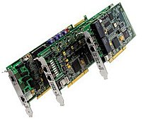 Dialogic Brooktrout Tr1034 Series 901-001-11 P24h-t1-1n-r 24-pt V.34 Digital Fax Board - Pci