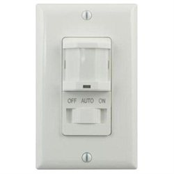 Ge 15314 Inwall Motion Switch Wht