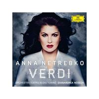 Anna Netrebko - Verdi (Music CD)