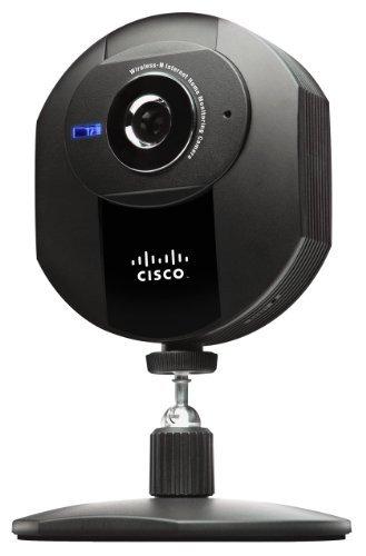 Cisco-Linksys Wireless-N Internet Home Monitoring Camera