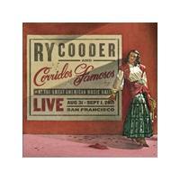 Ry Cooder & Corridos Famosos - Live In San Francisco (Music CD)