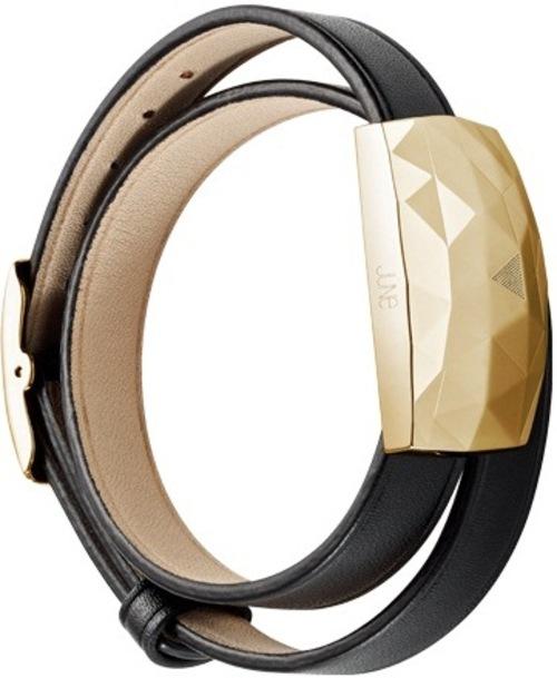 Netatmo June Njb01-go-eusa Sun Uv Monitoring Bracelet - Gold
