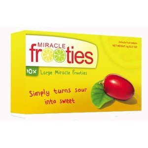Miracle Frooties Miracle Fruit Tablets XL (600 Mg Tablets)