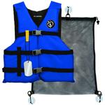 Airhead Ahsup-a020 Sup Deluxe Coast Guard Kit